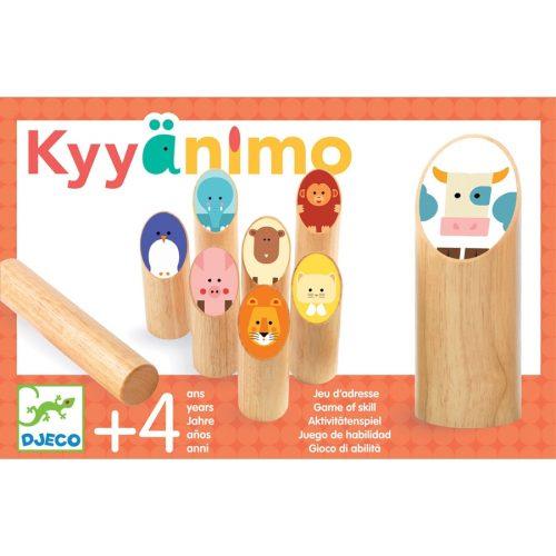 Célbadobó játék- Tiki Taka- Kyyänimo