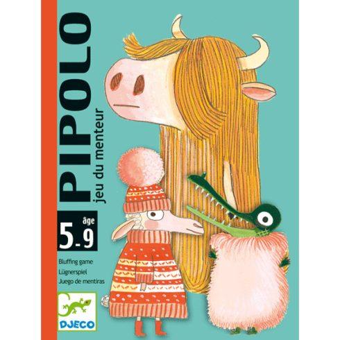 Kártyajáték- Blöffölj, ha tudsz!--Pipolo
