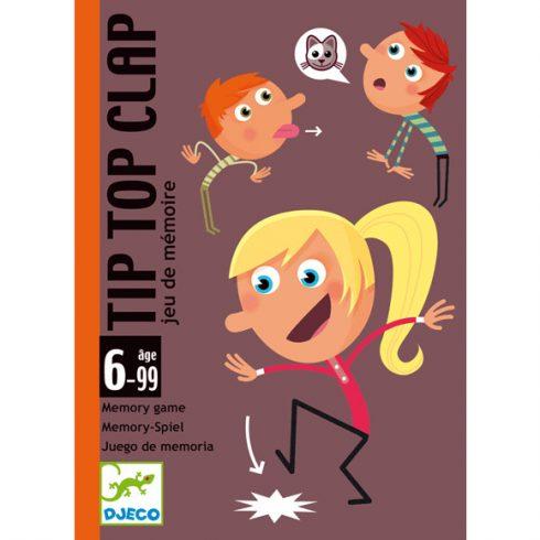 Kártyajáték - Klappoló - Tip Top Clap