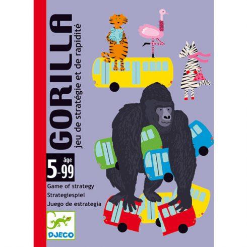 Kártyajáték-Gorilla