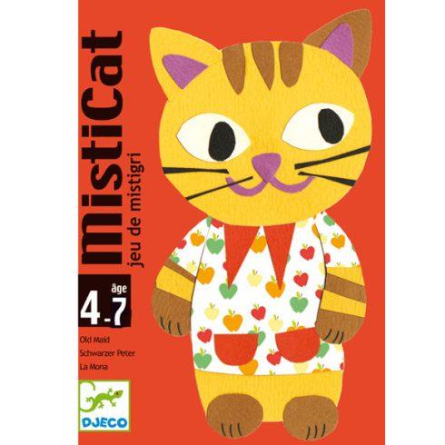Kártyajáték - Macskaikrek - Misticat