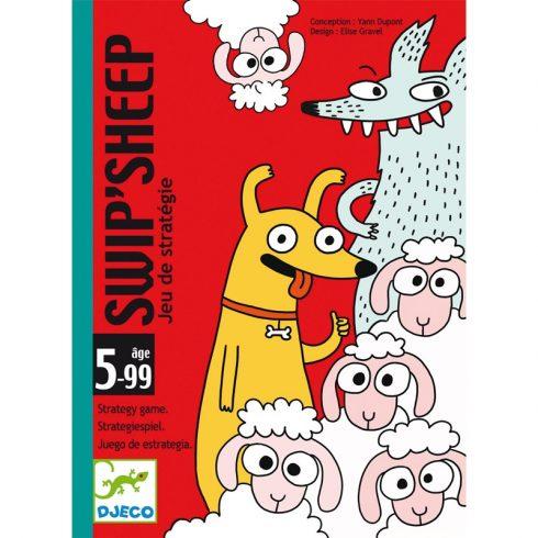 Kártyajáték - BirkaBuga - Swip'Sheep