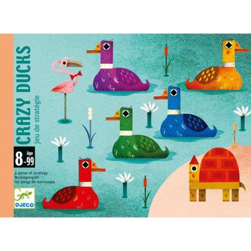 Kártyajáték - Logi-kacsa-láb - Crazy Ducks
