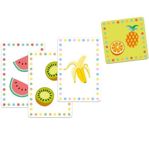 Kártyajáték- Gyümölcslé- Smothie