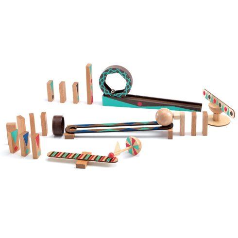 Építőjáték- Sokasodó- 28 db-os- Zig&Go