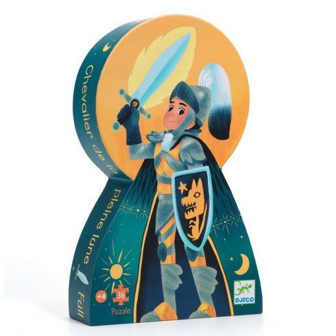 Formadobozos puzzle - Telihold lovagja - Full moon knight