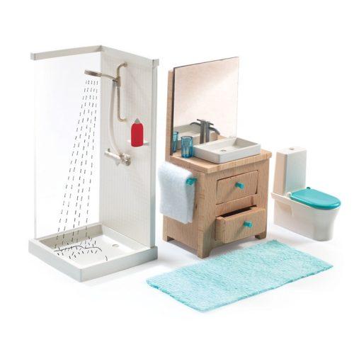A fürdőszoba -The bathroom