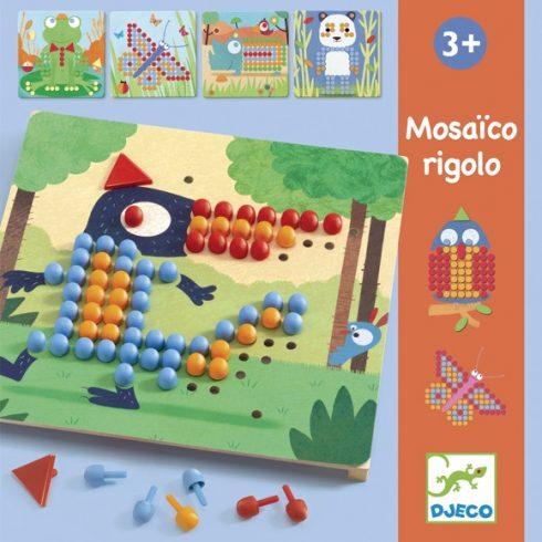 Pötyi mozaik - Vadállatok - Mosaico Rigolo
