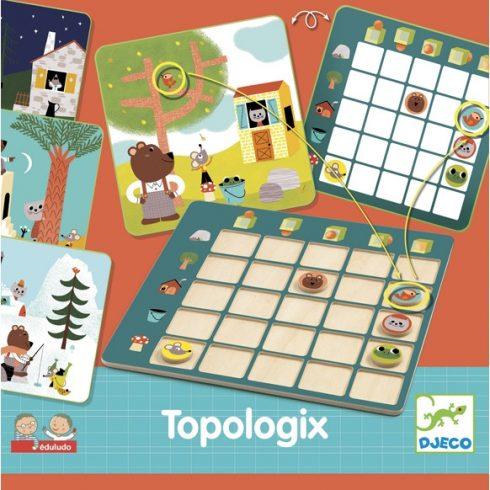 Fejlesztő játék - Viszonyító - Eduludo Topologix