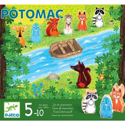 Társasjáték - Állati mentőcsónak - Potomac