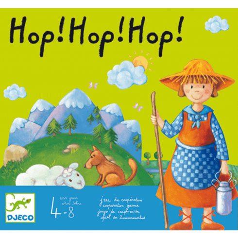 Társasjáték - Juh terelés - Hop ! Hop ! Hop !