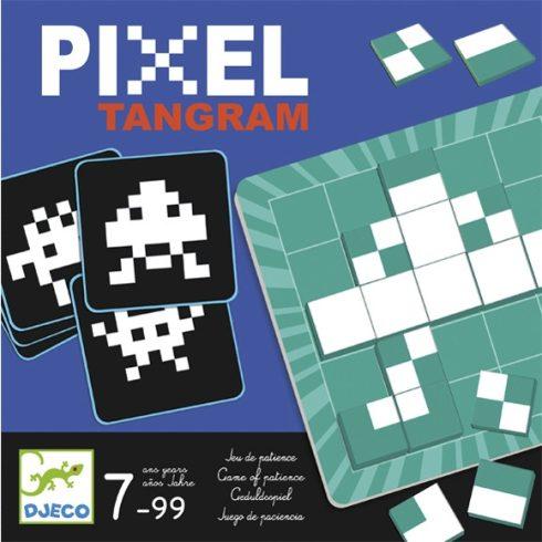 Logikai képkirakó játék - Pixi - Pixel Tamgram