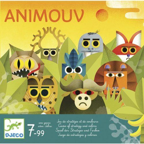 Társasjáték - Elevenség - Animouv