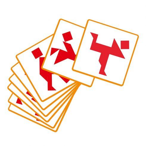 Logikai játék - Tangram