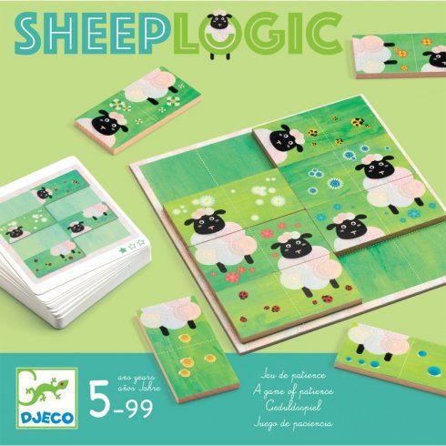 Képkirakó játék - Birka-logika - Sheep logics