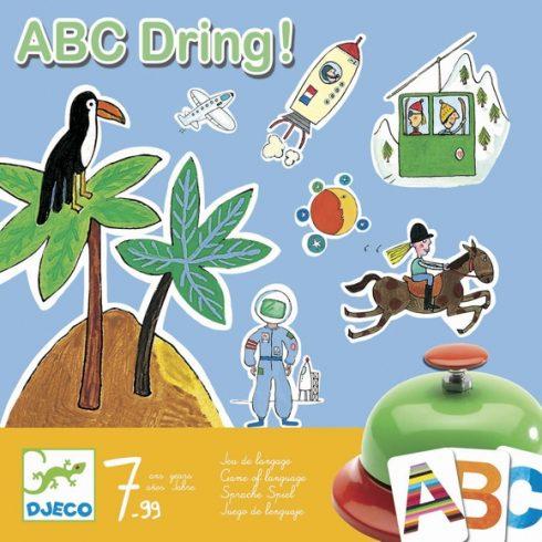 Társasjáték - Csingi-lingi ABC - ABC Dring