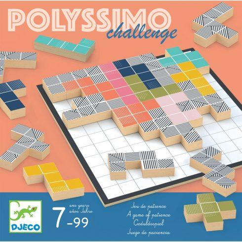 Társasjáték - Térfeltöltő - Polyssimo Challenge