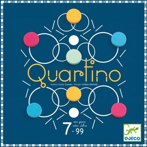 Társasjáték - Quartino