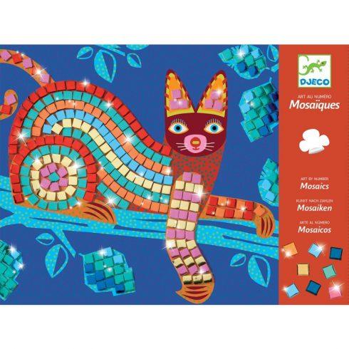 Mozaikkép készítés-Oaxacan