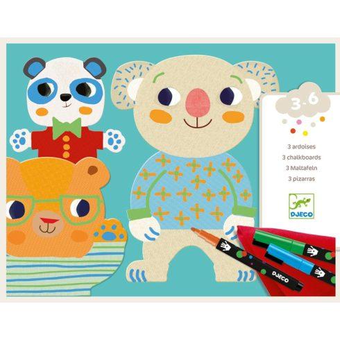Színező készlet - Csinoskák - Cuties