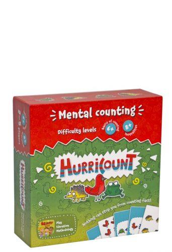 HurriCount - Számhurrikán