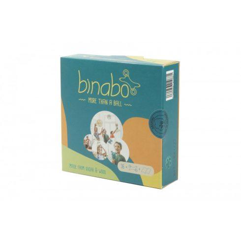 Binabo - Öko-építőjáték,  36 db-os