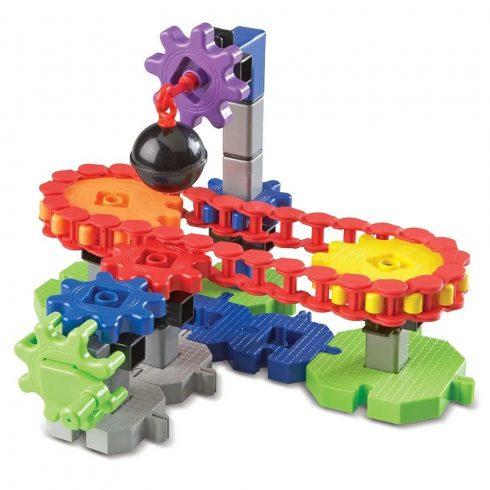 Gears! Gears! Gears!®   Fogaskerekes gép építő játék