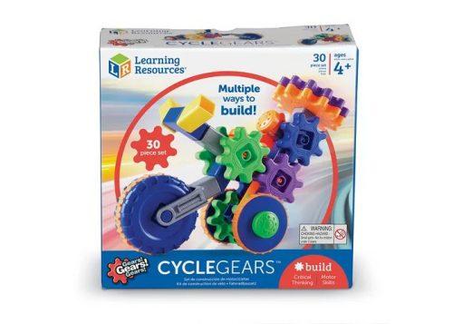 Gears! Gears! Gears!® kerékpáros fogaskerekek építőjáték