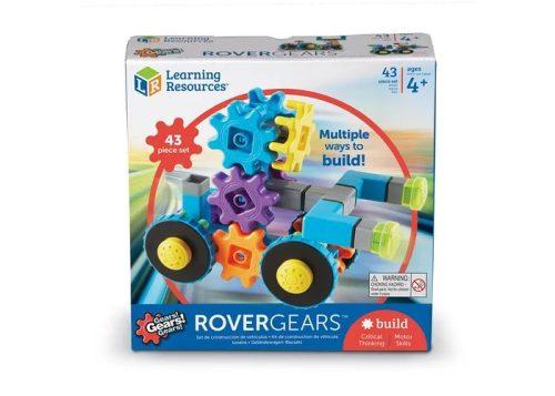 Gears! Gears! Gears!® Fogaskerekes járművek építőjáték