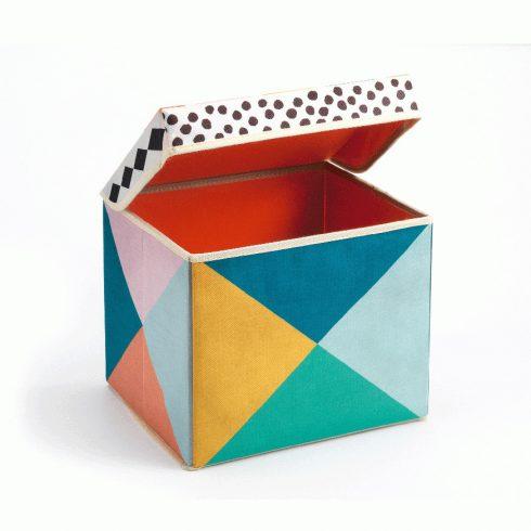 Tárolódoboz - Helyes doboz - Seat toy box