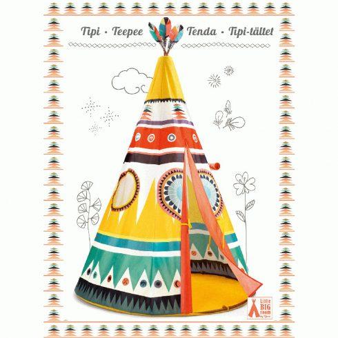 Djeco sátrak - Indiánsátor - Teepee