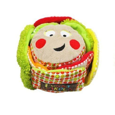 Foglalkoztató - Plüss saláta- Funky Garden