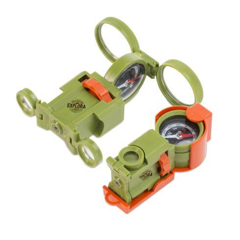 Többfunkciós megfigyelő ővcsipesszel - EXPLORA OPTIC WONDER