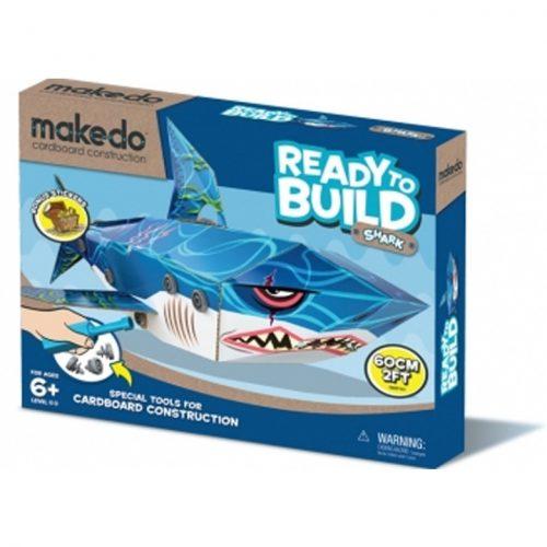 Ready to Build - Állatok - Cápa - Shark