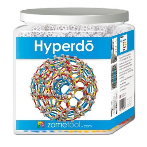 Tudományos modellező készlet - 4D - Hyperdo