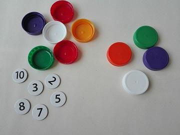 Melyik szám van a kupak alatt?
